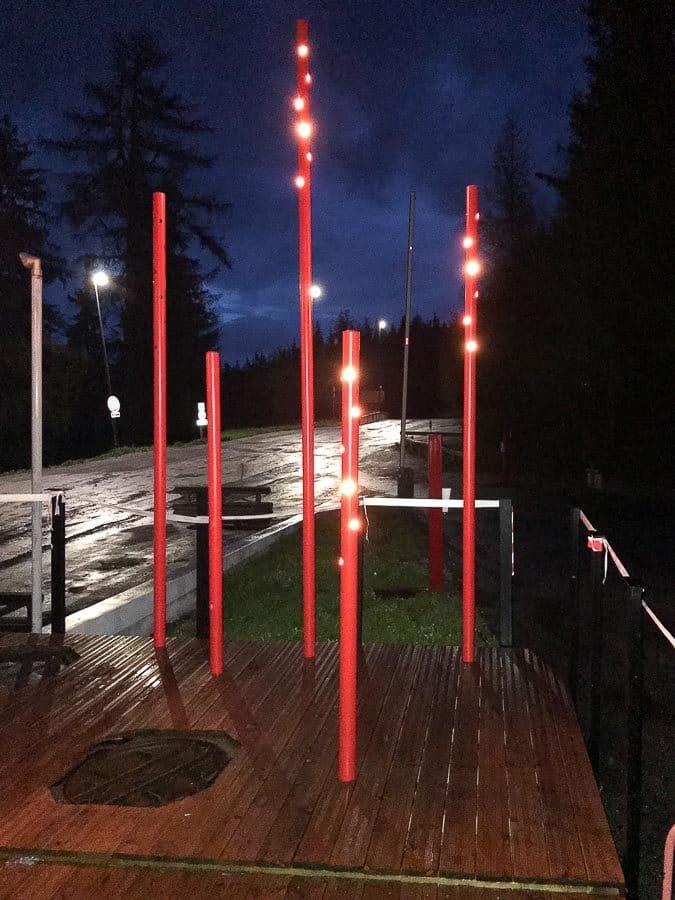 Signalétique extérieure sur-mesure-UCPA