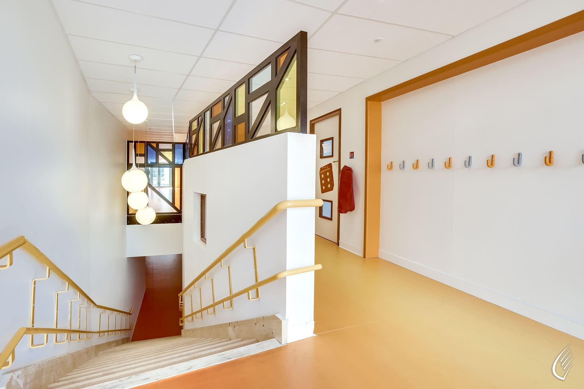 Conception de l'éclairage intérieur & extérieur d'un centre de loisirs