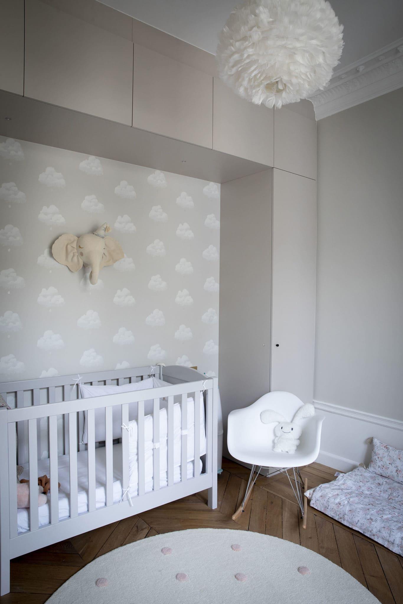 Light design et conception lumière d'une chambre pour enfant