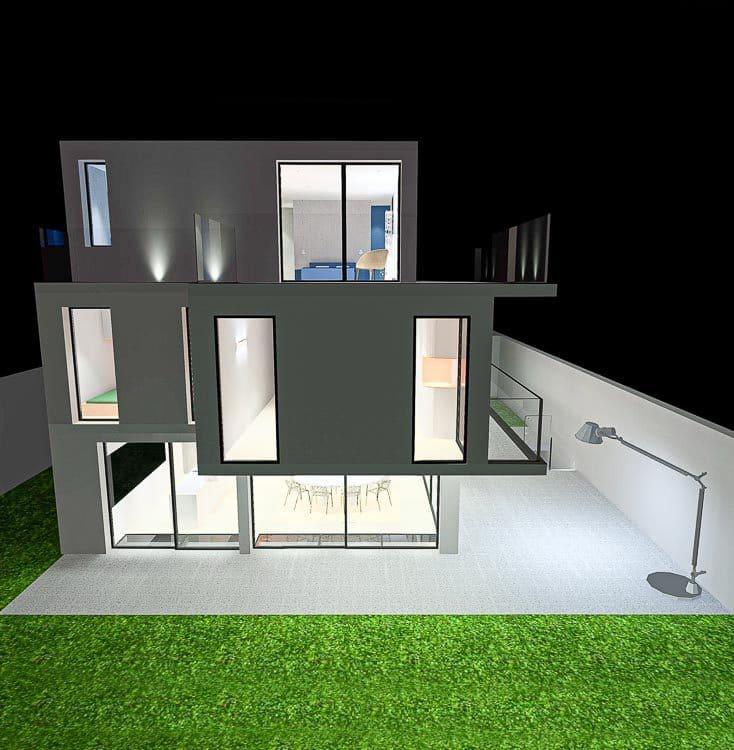 Projet clé en main de light design, concepteur lumière à Paris Amocosy